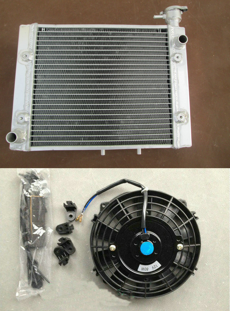 2008 Can-Am Renegade 500 ATV All Balls Cooling Fan