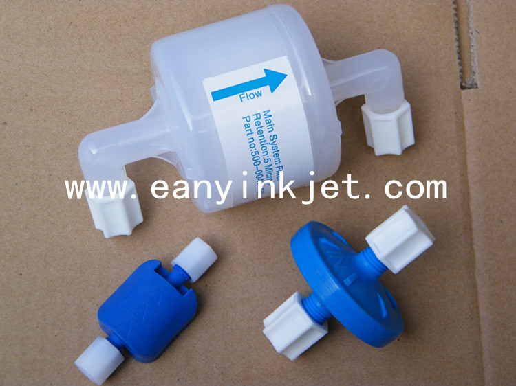 Videojet filter Willett filter kits 130-131-134-PG0076 for Videojet Willett 430 43s 46p printer