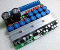 DIY 5.1 усилитель мощности доска 6 канальный усилитель 50 Вт * 4 100 Вт * 2 усилитель TPA3116 5.1 цифровой усилитель мощности доска