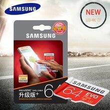 SAMSUNG Memory Card MicroSDXC 64gb Class10 SDXC UHS-I SD Cards Trans Microsd Cartao de Memoria Tarjeta SDTF Card For Smartphone