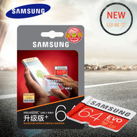 SAMSUNG MicroSDXC 64gb Memory Card Class10 SDXC UHS I SD Cards Trans Microsd Cartao De Memoria