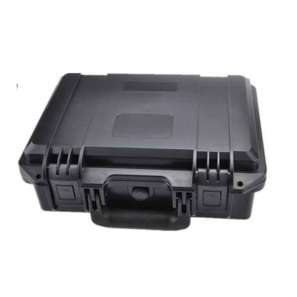 good price hard plastic ABS shipping case with full precut foam inside full cube precut foam for case sq1284 without the hard case