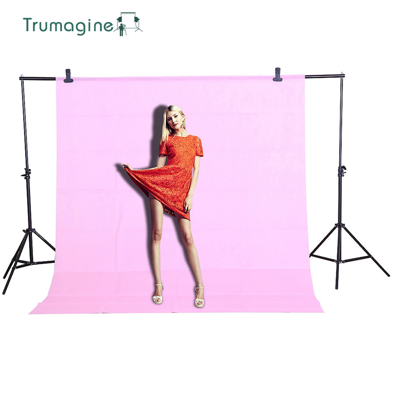 1.6X2M/5.2*6.5ft Pink Screen Photo Photography Studio Screen ChromaKey Background Backdrop Non woven Fabric Shooting Backdrops supon 6 color options screen chroma key 3 x 5m background backdrop cloth for studio photo lighting non woven fabrics backdrop