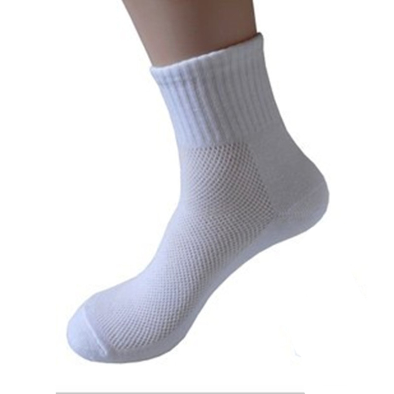 5Pair Summer Ankle   Socks   Mesh Breathable Short Low Cut   Socks   For Woman Female   Socks   Black/Grey/White Casual Calcetines Mujer