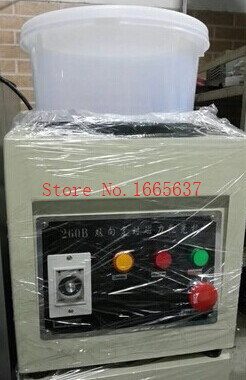 Time Tumbling 0 90min Capacity 1100g Jewelry Polishing Machine Magnetic Tumbler Jewelry Machine