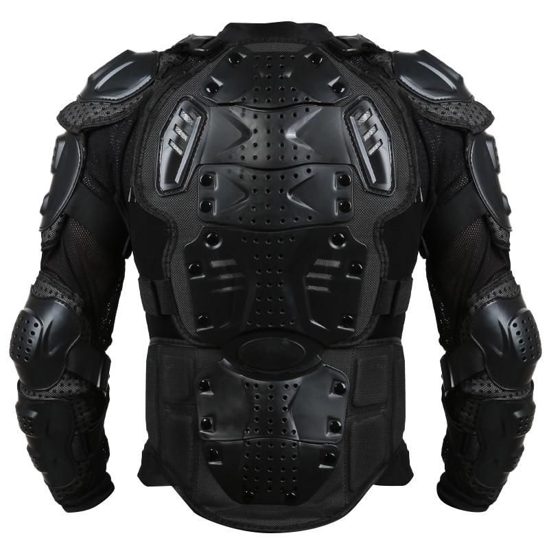 Liplasting полный Moto rcycle Средства ухода за кожей Панцири рубашка куртка Moto CROSS BACK плечо протектор Шестерни S-XXXL Черный Весте де moto xnc