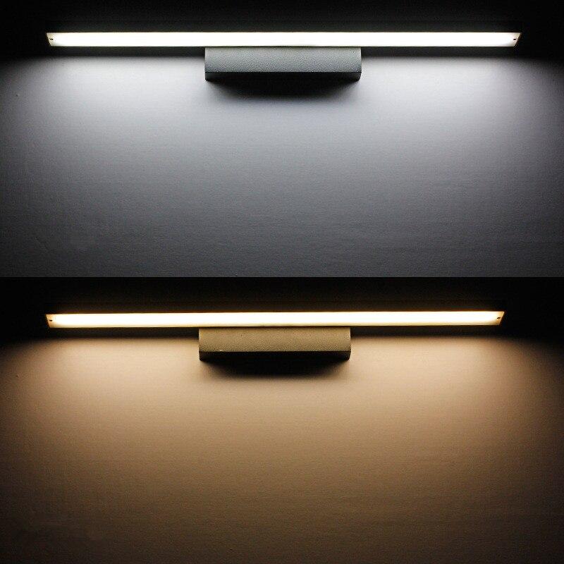 Waterdicht Cm Spiegel Lamp 40 Retro Brons Badkamer Inch 15 Zeorx Yvyg6bf7