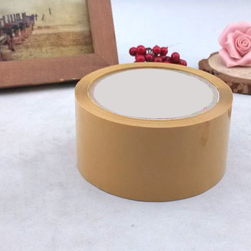 Colorful Parcel Box Adhesive Packing Packaging Shipping Carton Sealing Wide Tapes 48MM X 45 Meter