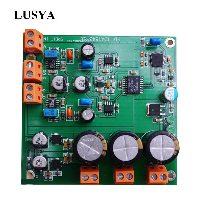Audio & Video Replacement Parts Oled Display For Es9038q2m Es9038 Q2m I2s Dsd Optical Coaxial Input Decoder Dac Headphone Output Hifi Audio Amplifier Board