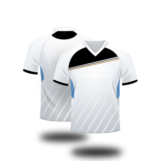 66c504915 For Football Game High Quality Wholesale OEM Custom Made Quick Dry Football  Jersey Shirt Soccer Jersey