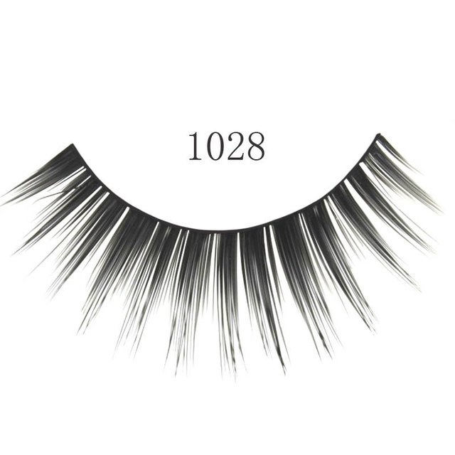 Free shipping,32box/lot [mixed style] high quality ,hand made (10 pairs/box) imitation eyelash(1028#)