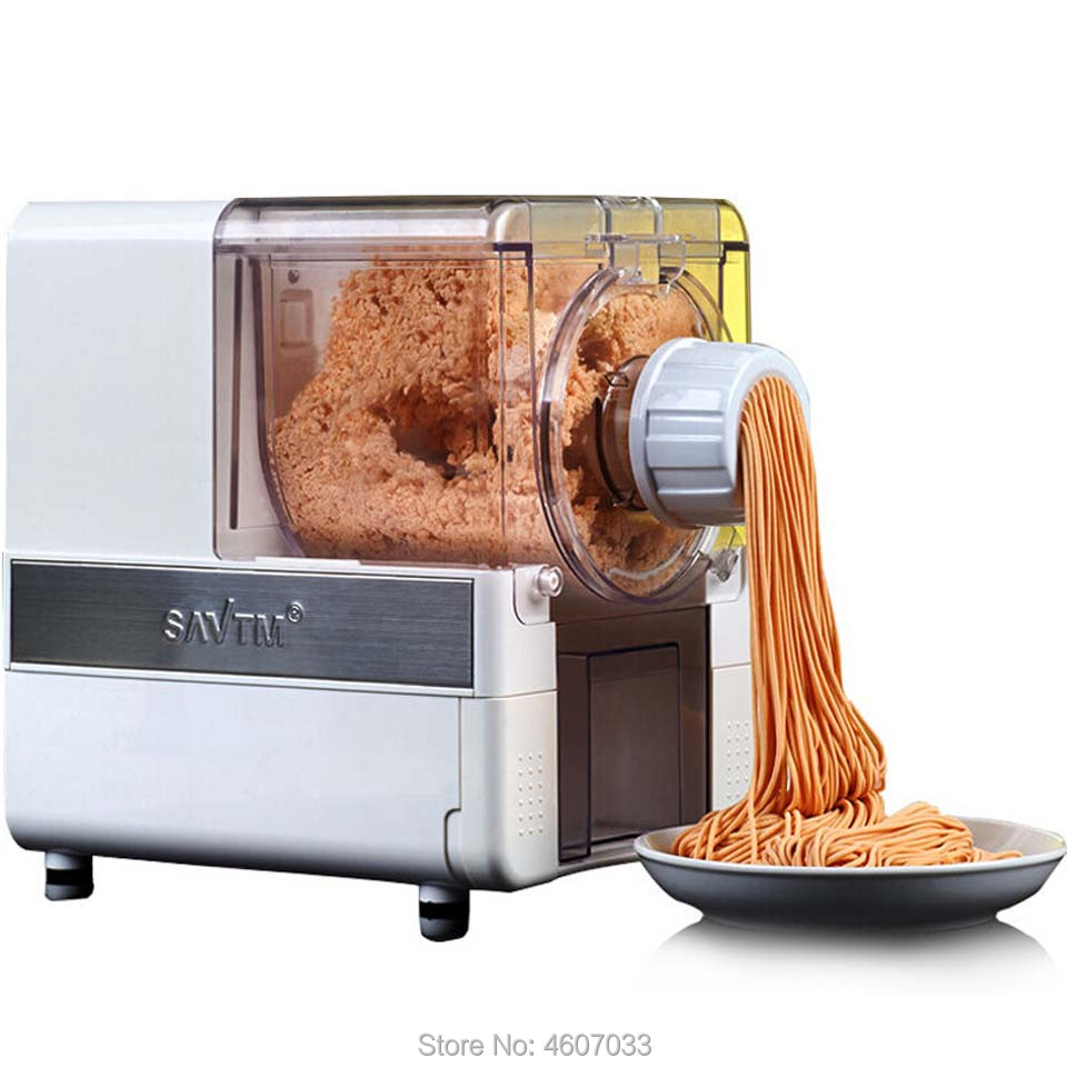 Electric Noodle Maker Press Pasta Machine Cutter Fruits Juicer With Pressing Moulds Dough Bread Mix Making Spaghetti Kitchenware