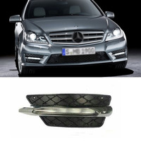 Ownsun OWNSUN Original Size Fog Light Replacement to Daylight DRL for Benz C180 w204 2011 2014