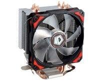 Free Shipping ID Cooling SE 214 4pin PWM 120mm CPU Cooler Fan 4 Heatpipe Cooling LGA1151