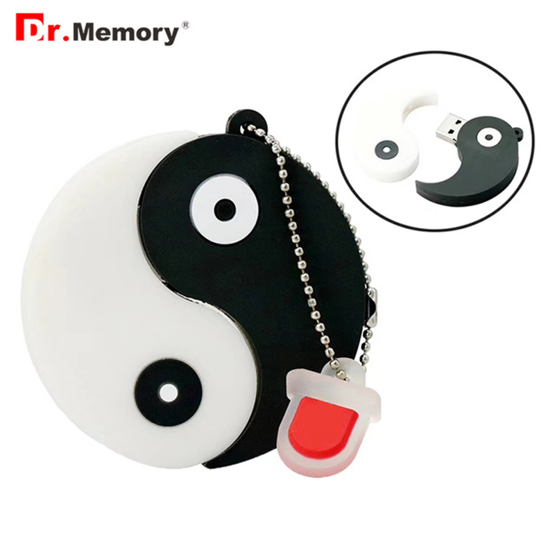 DrMemory® Cute Cartoon USB Flash Drive Chinese Traditional Zodiac Pendrive