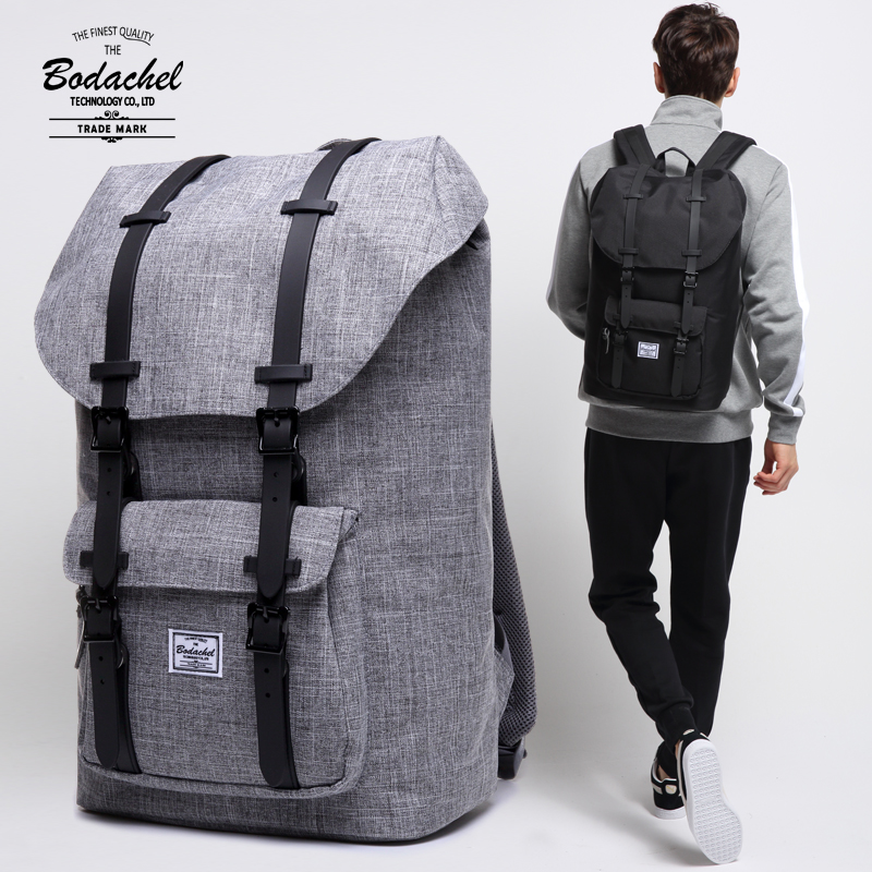 Bodachel Laptop Backpack Men Travel Backpack Women Fashion Bags ...