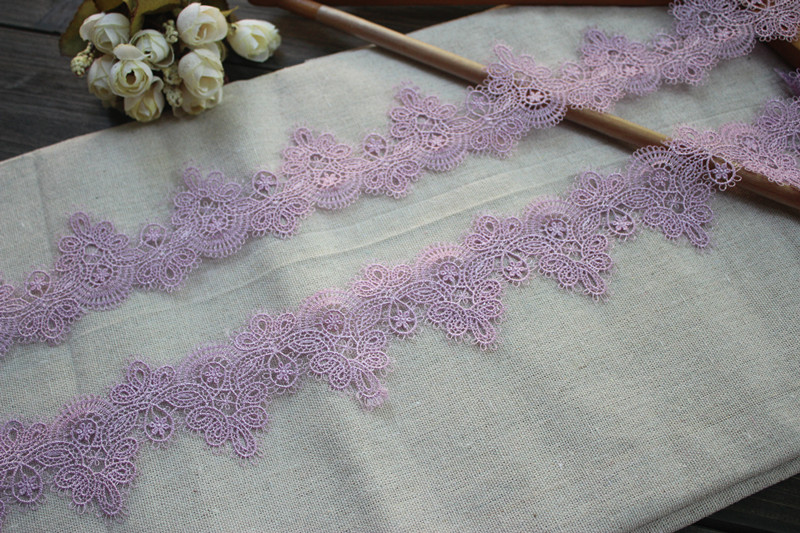 Exquisite-Purple-embroidery-fabric-lace-ribbon-DIY-sewing-curtain-clothes-collar-trims-craft-decoration-guipure-supplies (2)