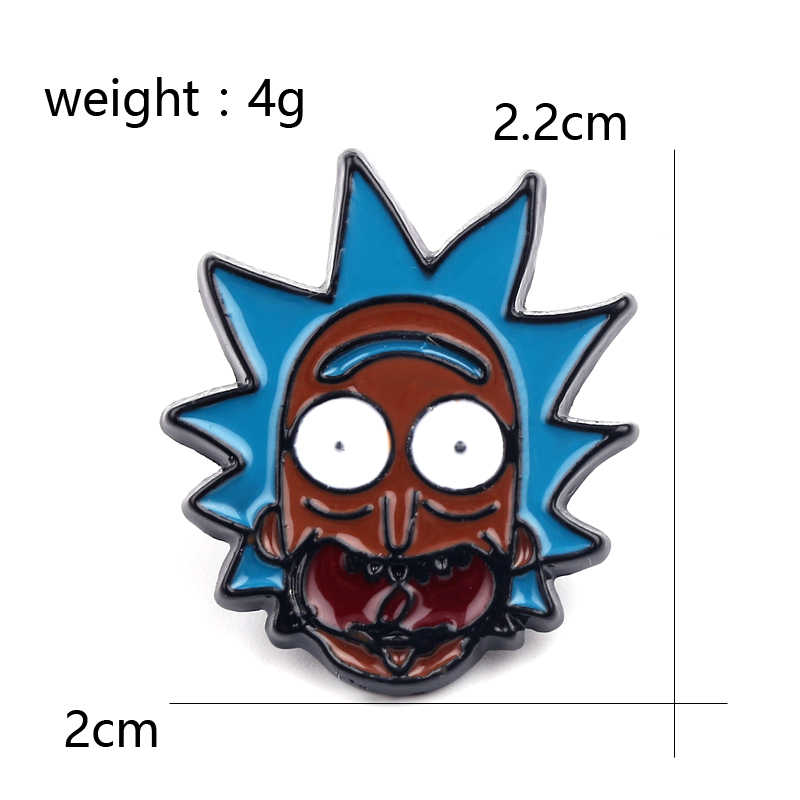 Cartoon Icons Character Cat Bunny Hat Bee Dolphin Puppy Cute Brooch Enamel Pins Clothes Acrylic Badges for women girls gift