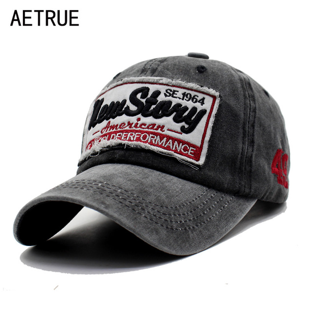 AETRUE Men Snapback Casquette Women Baseball Cap Dad Brand Bone Hats For Men  Hip hop Gorra 6e3c8108ffcb