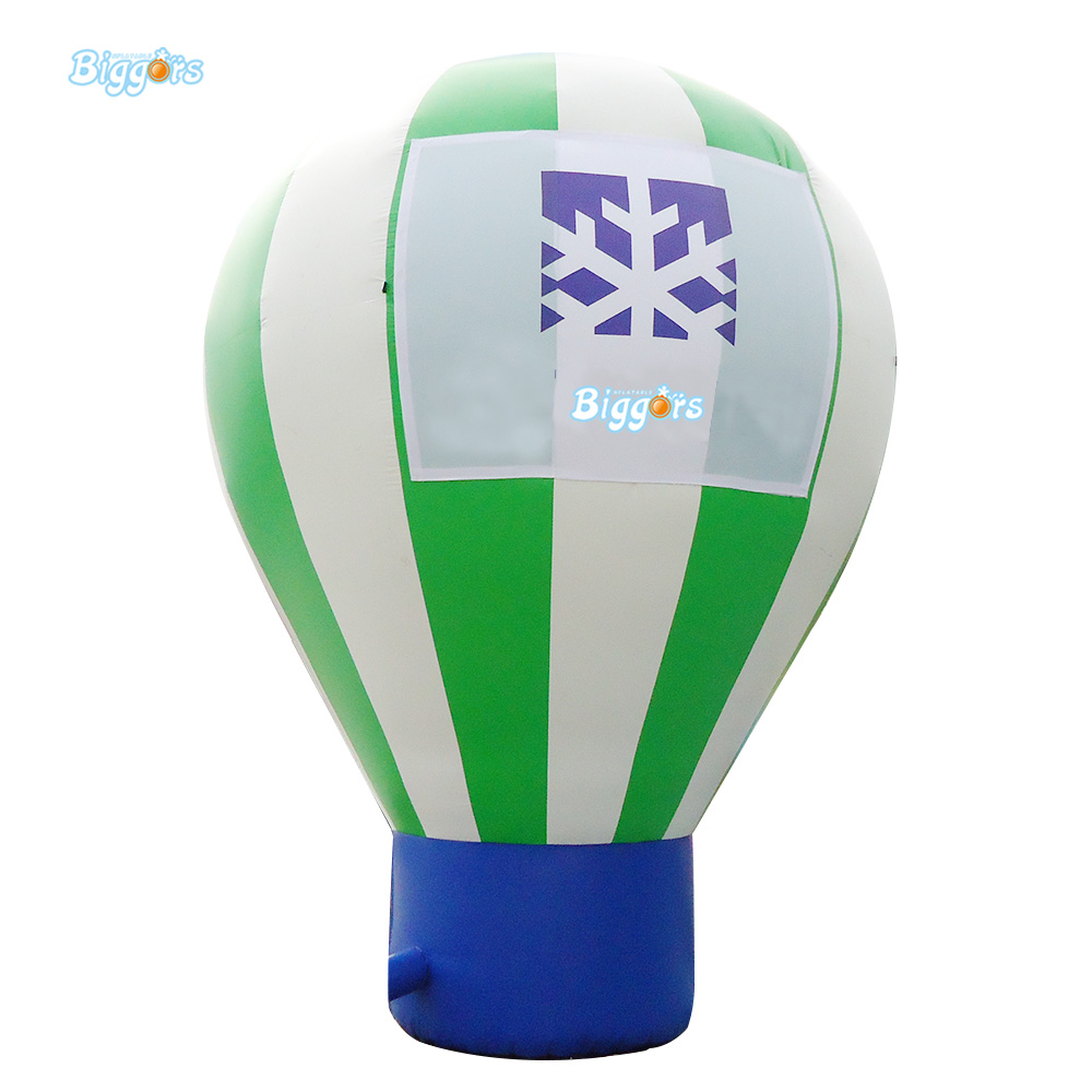 Outdoor Commercial Inflatable Advertising Ground Balloon For Sale ao058r 2m sky balloon new brand attrative pvc helium balloon custom advertising inflatable balloon