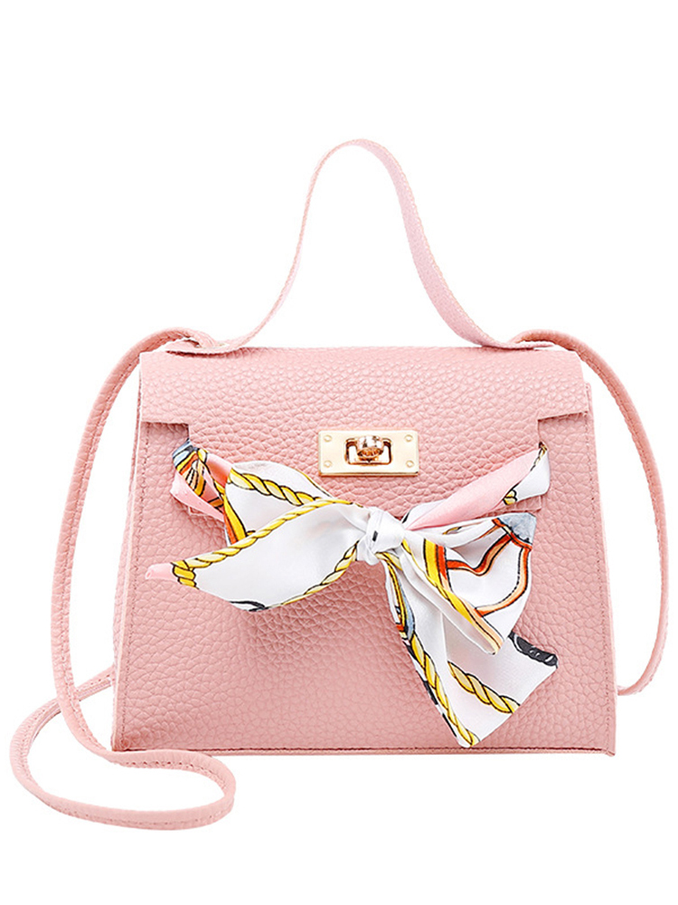 2019 New Simple Female Bag Shoulder Messenger Bag Retro Casual Small Fresh Lock Small Square Bag Women Shoulder Bag Leather