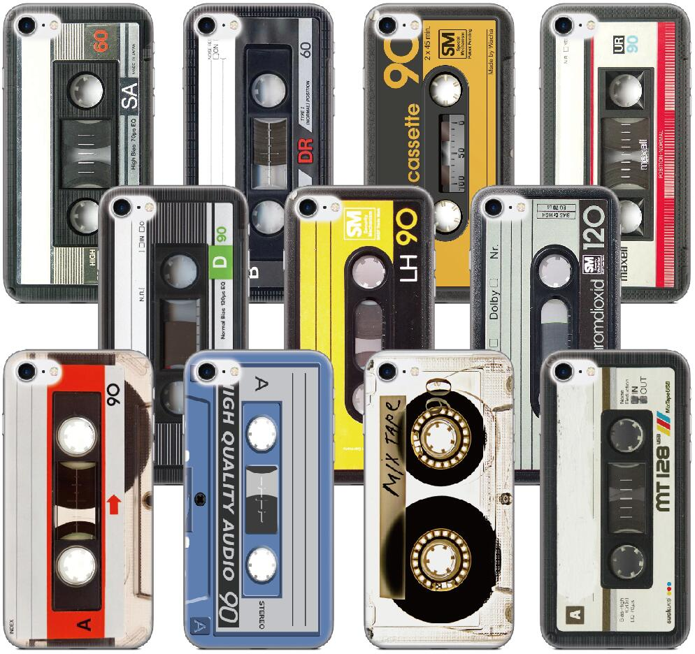 Classical Tape Case For BQ Aquaris M5 E5 E6 M5.5 X5 Plus For Blackberry Z10 Z30 Q10 For Sony Xperia Z E4 C3 C4 M5 Capa Cover(China)