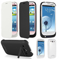 3200mAh power pack External Back Portable Mobile Charger Backup Battery protect Case For Samsung I9300 Galaxy S3 SIII