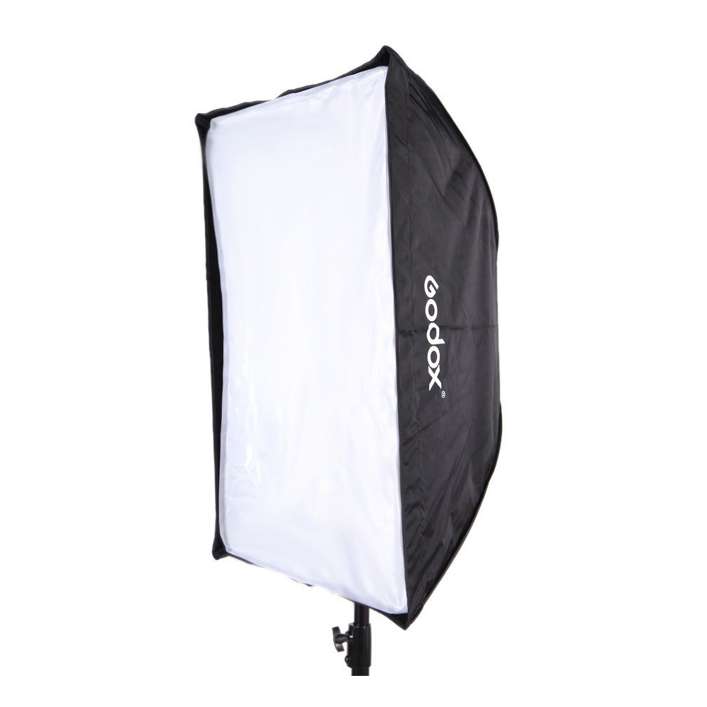 SCLS Godox Portable 60*90cm /24* 35 Umbrella Softbox Reflector for Speedlight CS