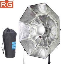 70cm Silver Collapsible Beauty Dish Octagon Softbox Bowens Mount for Bowens godox studio flash