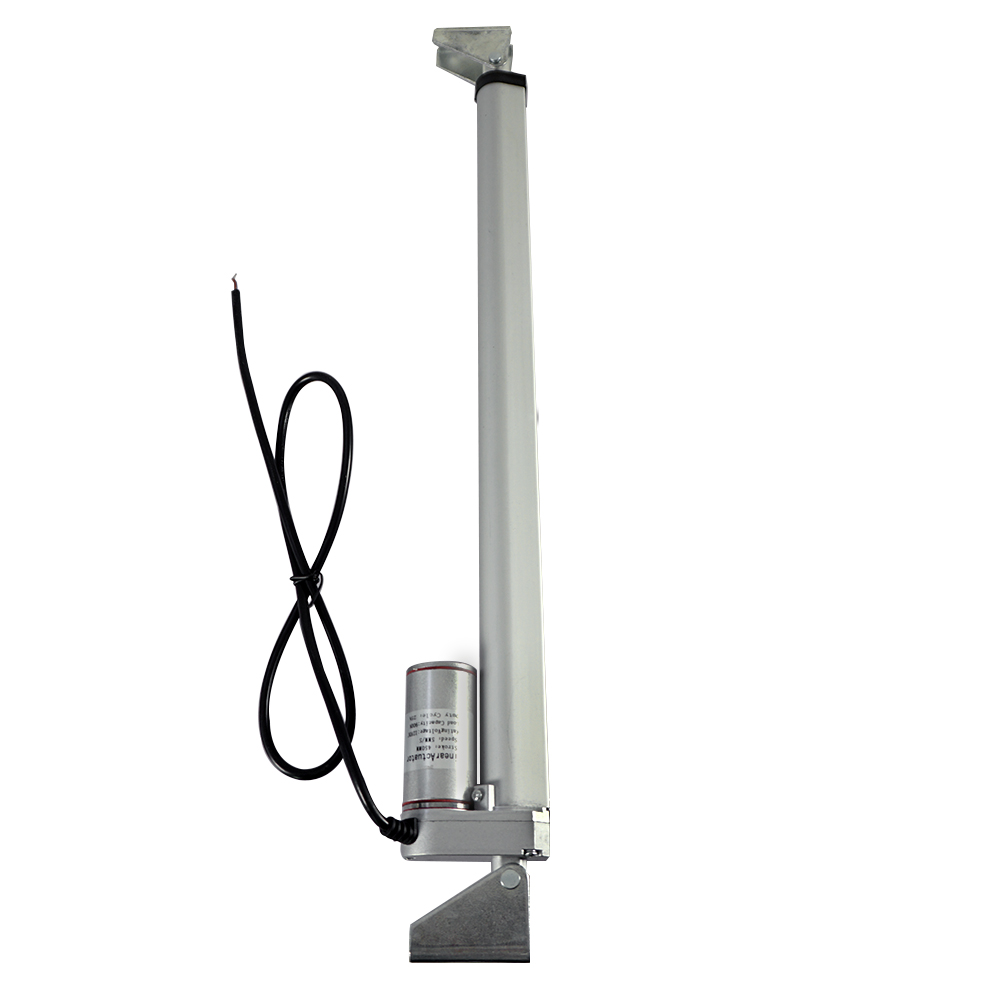 450mm Stroke Actuator Linear <font><b>12v</b></font> Lifting Heavy <font><b>DC</b></font> <font><b>12V</b></font> 1000N For Solar Tracking System Mini Duty Linear Actuator image