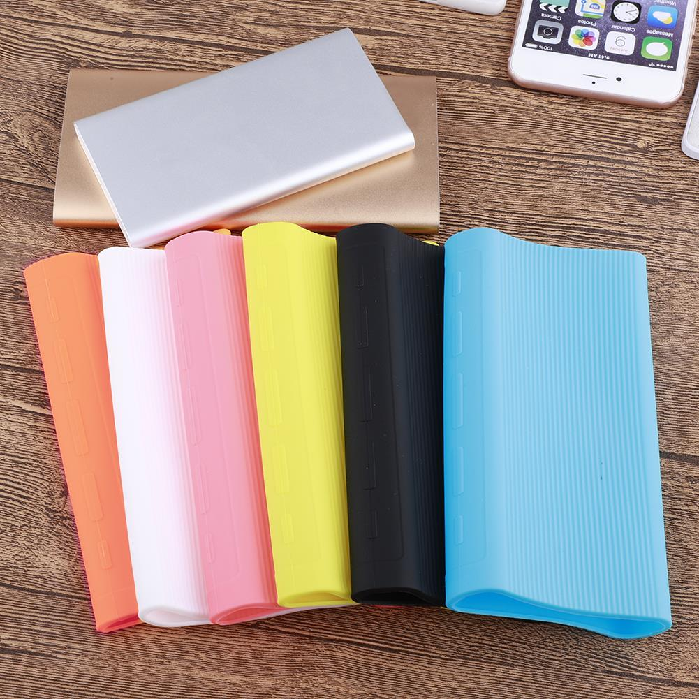 Power Bank Case For Xiaomi Silicone Cover 20000mAh External Battery Pack For Xiaomi PLM07ZM
