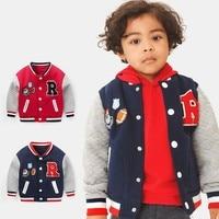 Infant Boys Coat 2019 Spring Autumn Baby Boys Jackets For Boys Bomber Jacket Kids Gentleman Outerwear Coat Children Clothes