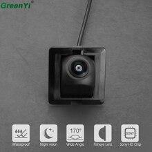 GreenYi 170 Degree Sony MCCD Fisheye Lens Starlight Night Vision Camera Rear View Camera For Toyota Prado 150 2010