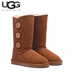 2018 Original New Arrival UGG BOOTS 1873 Women uggs snow shoes Sexy  Winter Boots Women's Classic Short Sheepskin Snow Boot