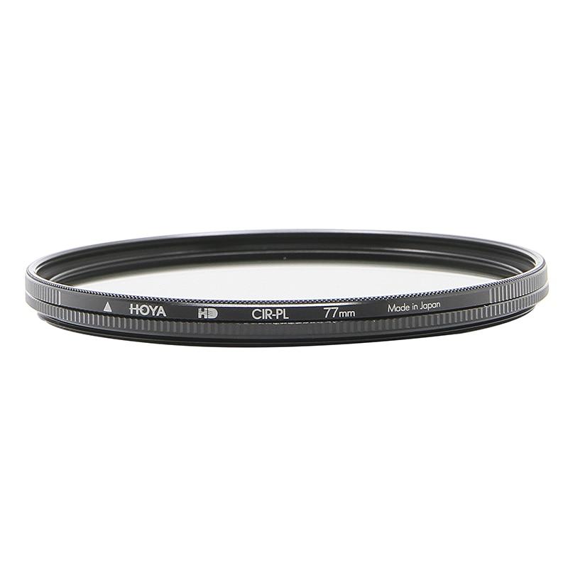 Filtro Hoya HD CPL 58mm 67mm 72mm 77mm 82mm Polarizador Circular HD CIR-PL Delgado polarizador para lentes de cámara hecho en Japón - 5