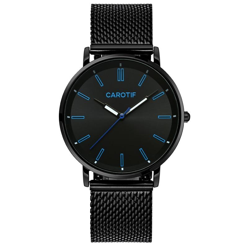 Carotif Luxury Waterproo Business Casual Zegarki kwarcowe - Męskie zegarki - Zdjęcie 5