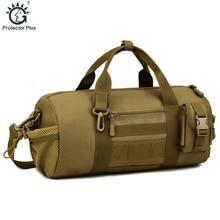 1000D Nylon Bucket Bag 20 L Bolso de Mano Bolsa de Deporte Al Aire Libre Táctico Senderismo Mochilas para Camping Senderismo Portátil