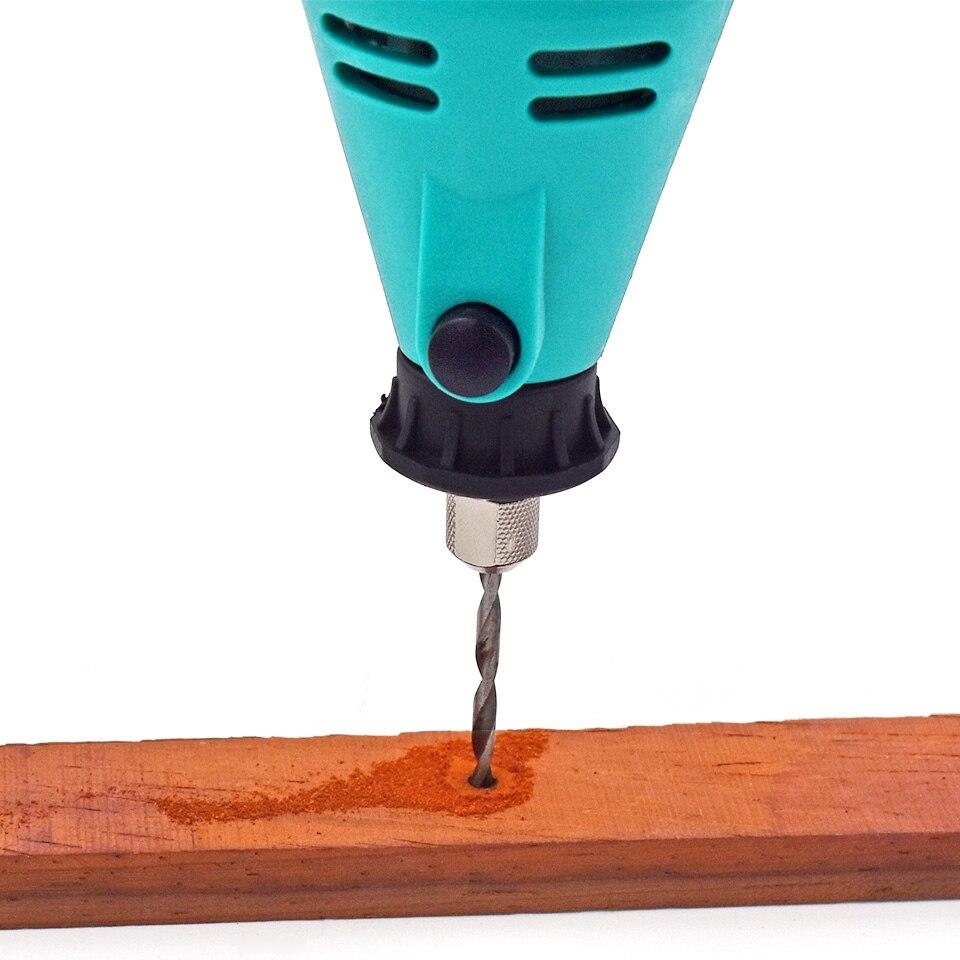 220V 130W Herramientas rotativas de velocidad variable para mini - Herramientas eléctricas - foto 6