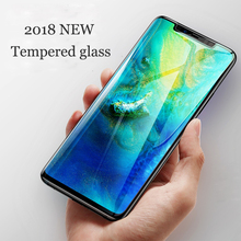 Nano Liquid Tempered Glass for Huawei Mate 20 pro Screen Protector HUAWEI P30 P20lite UV Ligh full Glue phone glass film