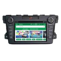 For Mazda CX7 CX 7 CX 7 Automotivo DVD Radio Stereo Automotive GPS Navigation Automobiles Media Auto Multimedia Car Audio Video