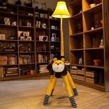 Wholesale Free shipping New modern Cartoon The animal world Floor lamp
