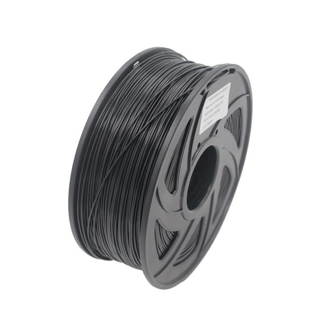 1kg 1.75mm 3D Printer Filament PLA ABS Plastic Material for CTC Reprap K8200 Unimaker Makerbot UP Afinia Solidoodle Delta Huxley