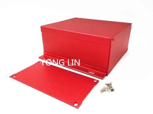 1 Stücke Junctiong Box 131*54-120mm/aluminium Box/multifunktionale Aluminium Gehäuse/controller Gehäuse