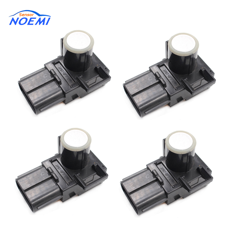 YAOPEI New 4PCS Parking Sensor Bumper Reverse PDC Fits For Toyota Camry Corolla 89341 33180 Genuine