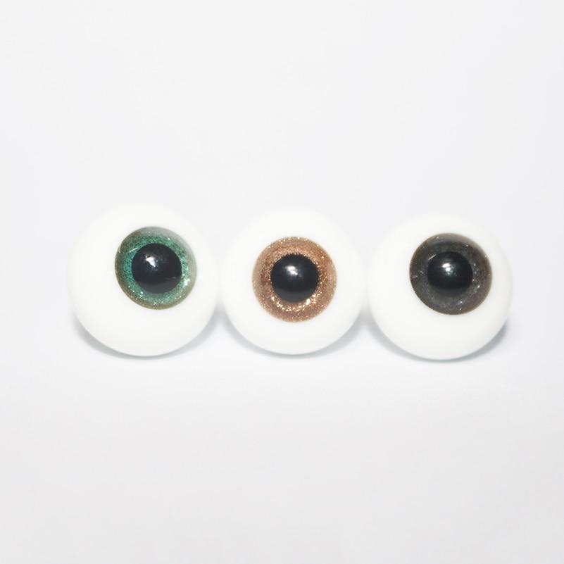 Iris  Glass Stript BJD Eyes for BJD Doll New 8mm Colorful Light Blue