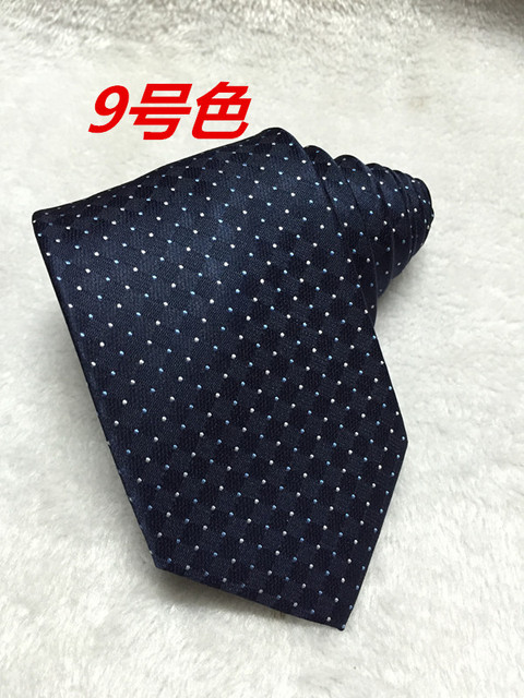 2016 nuevo llega el Lujo de la Marca L familia de seda masculina de seda jacquard lazo de la calidad corbata de seda corbata de negocios