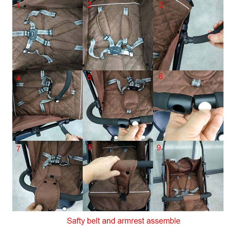 25---safty belt and handle asseble