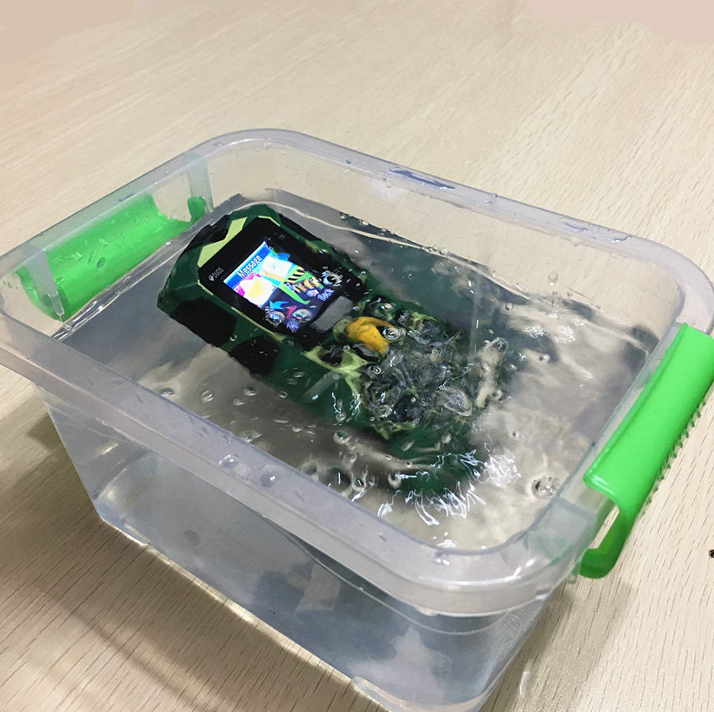 Téléphone IP67 étanche antichoc téléphones Runssian clavier nouveauté téléphone mobile original h-mobile chine téléphones portables