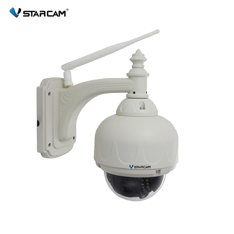 VStarcam C7833WIP Wireless WiFi Outdoor HD IP Security Camera 720P Wifi Wireless Dome Pan Tilt Support