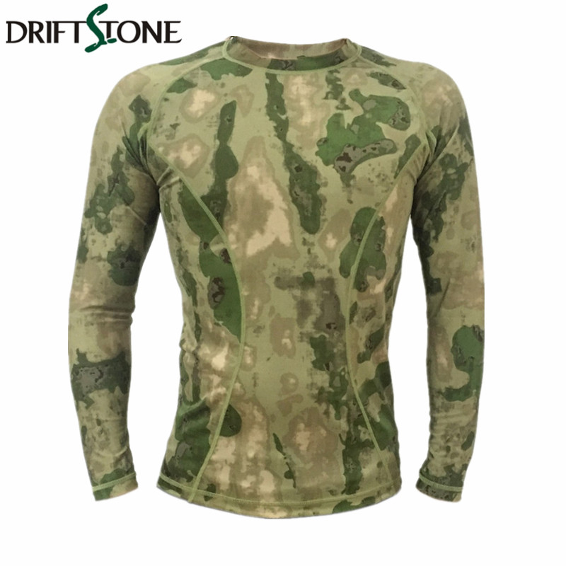 Atacs FG Army T shirts Camo Long sleeve Tactical T shirt ...